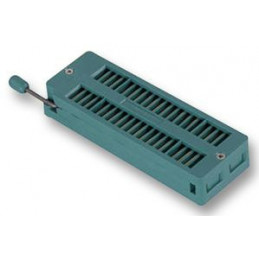 Socket 40-p ZIF universal