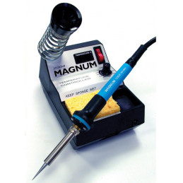 Magnum 2004 station + 1002 soldering iron 50W