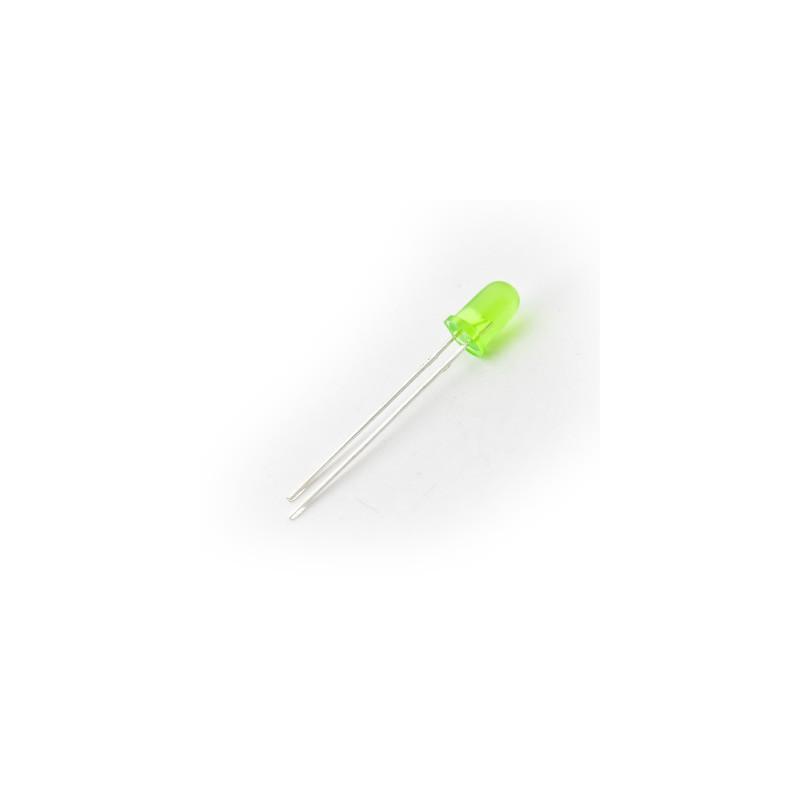 LED 5mm Green Flashing