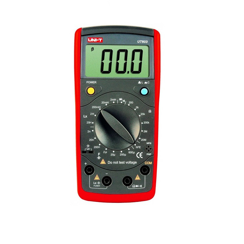 Inductance Capacitance Meter UT603