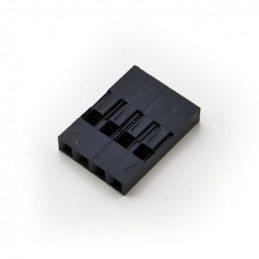 YY09C04 2.54mm HOUSING 4P(SINGLE ROW)