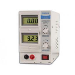DC Lab Power Supply 0-15V DC 3A Variable - Digital Display PS150