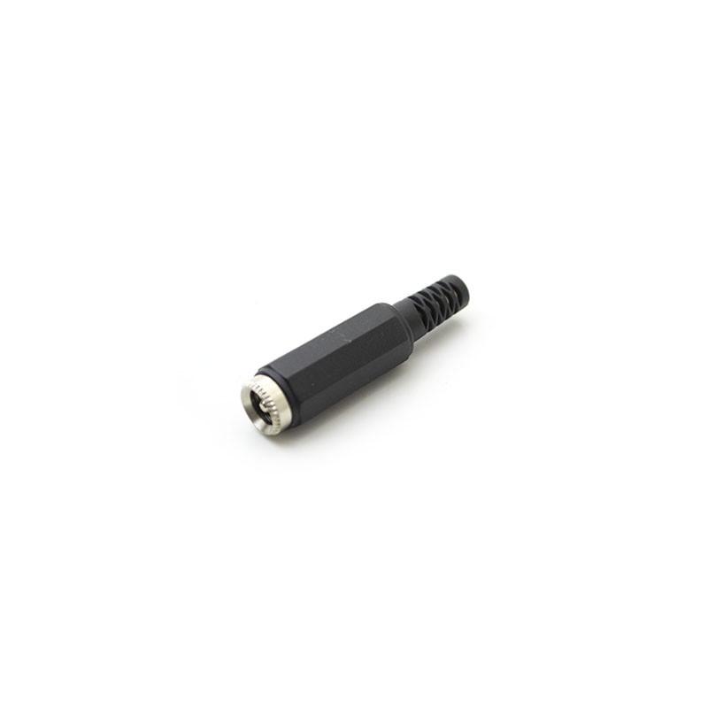 Female DC Plug 2.5mm x 5.5mm