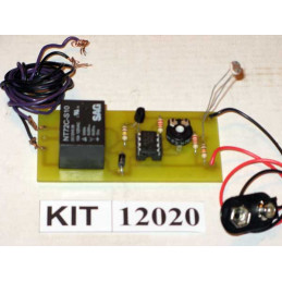 Light Switch Kit 12020