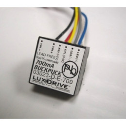 Wired BuckPuck 700mA DC LED Driver 3023-D-E-700