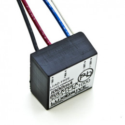 Wired BuckPuck 1000mA DC LED Driver 3023-D-N-1000