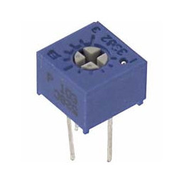 Trimmer Potentiometer 3386P 1K (72P)