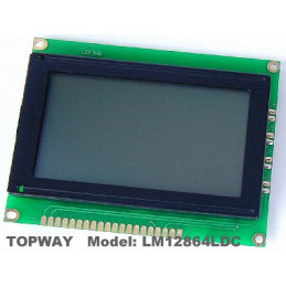 LCD Display Graphic 128x64 Dot