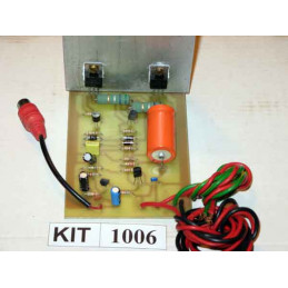 20 Watt Amplifier 1006