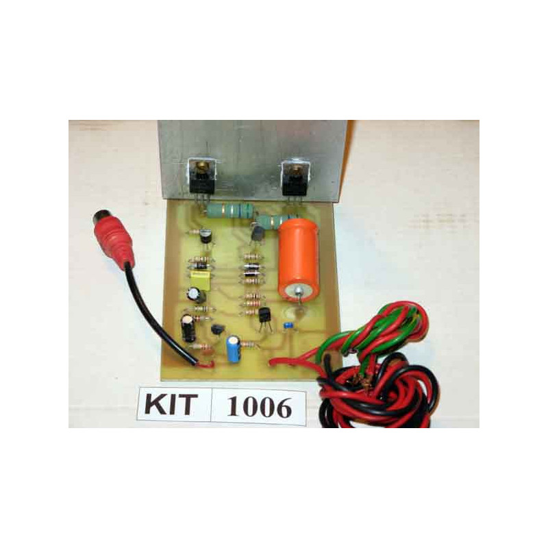 20 Watt Amplifier 1006