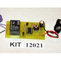 Delay on Timer Kit 12021