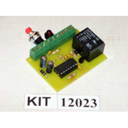 12V Latching Circuit Kit 12023