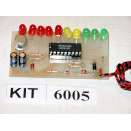 LED Volt Meter Kit 6005