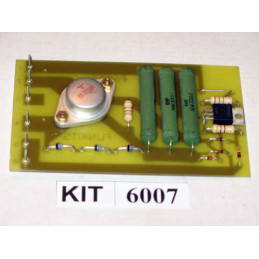 Transistor Assisted Ignition 6007