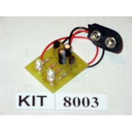 NPN Transistor Flip Flop Kit 8003