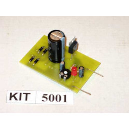Adjustable LM317T Power Supply Kit 5001