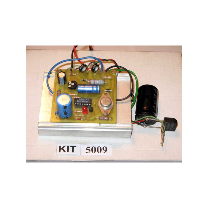 Lab Bench Power Supply KIT 5009