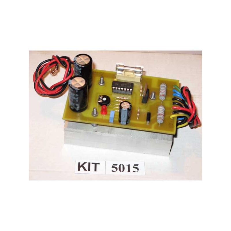 24V to 12V Converter Kit 5015
