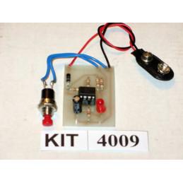 555 Timer IC Tester Kit 4009