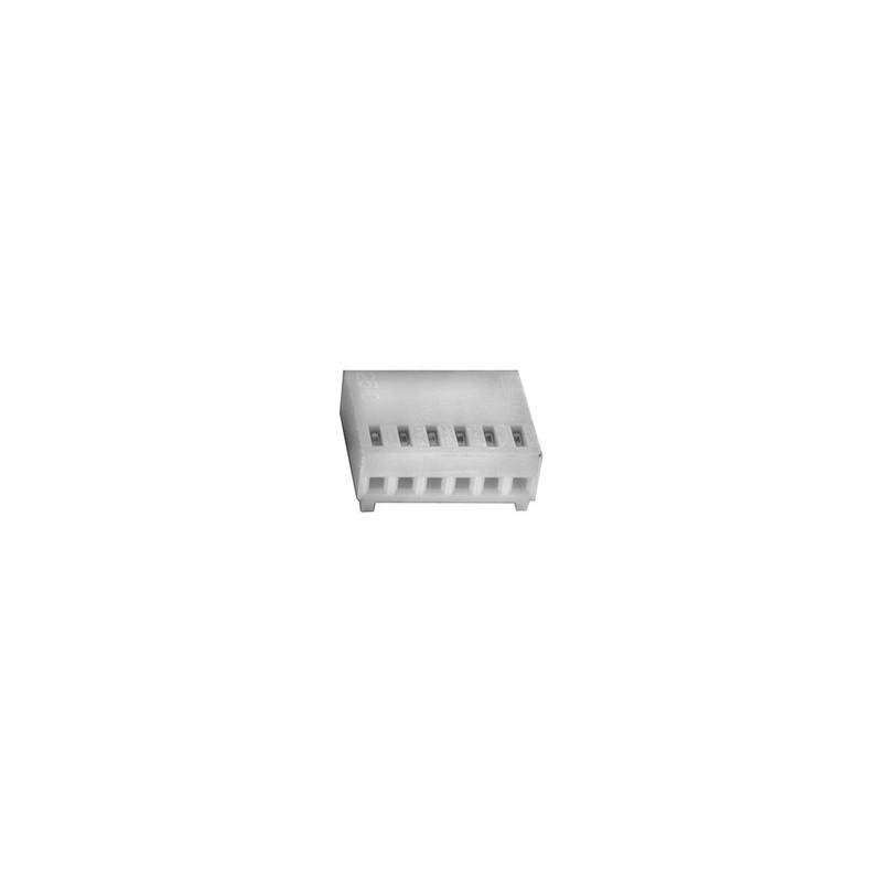 6471 10 Pin Friction Lock Socket Housing