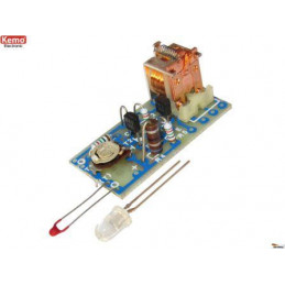B123 Combination kit 12 V/DC