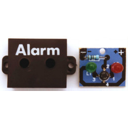 B198 Alarm display