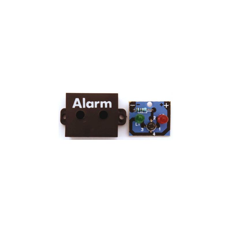 B198 Alarm display