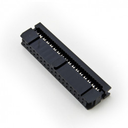 34-PIN IDC socket cable mount
