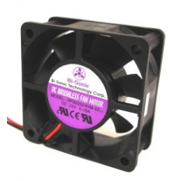 Fan 60x60x25 24VDC