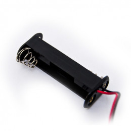 Battery Holder 2xAA with Leads