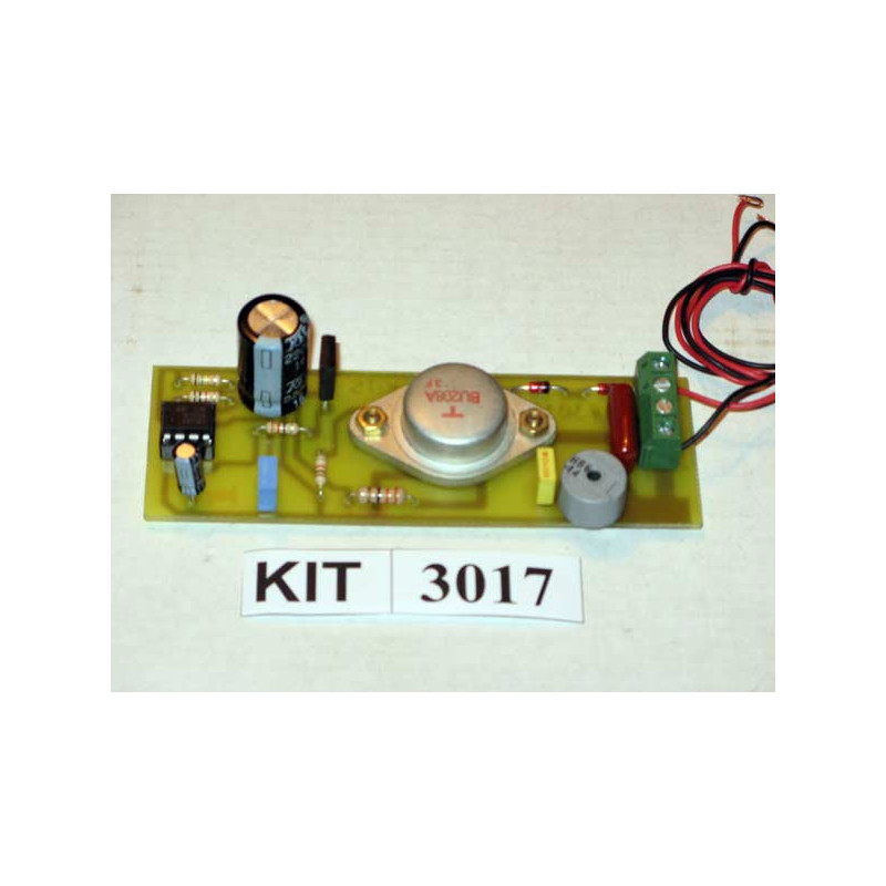 Portable electric fence Kit 3017