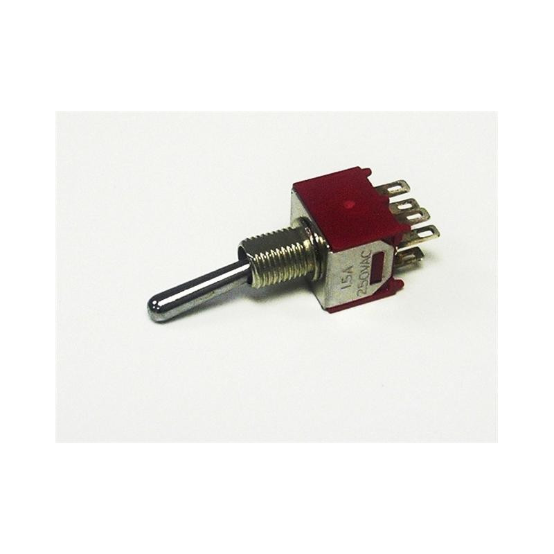 Sub Mini Toggle Switch DPDT ON-ON