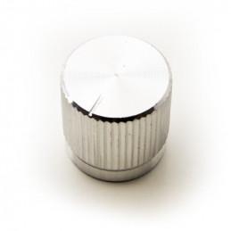 Knob Aluminum Insert type S87310 Silver 15x16x6.0