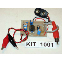 1 Watt Audio Amplifier 1001