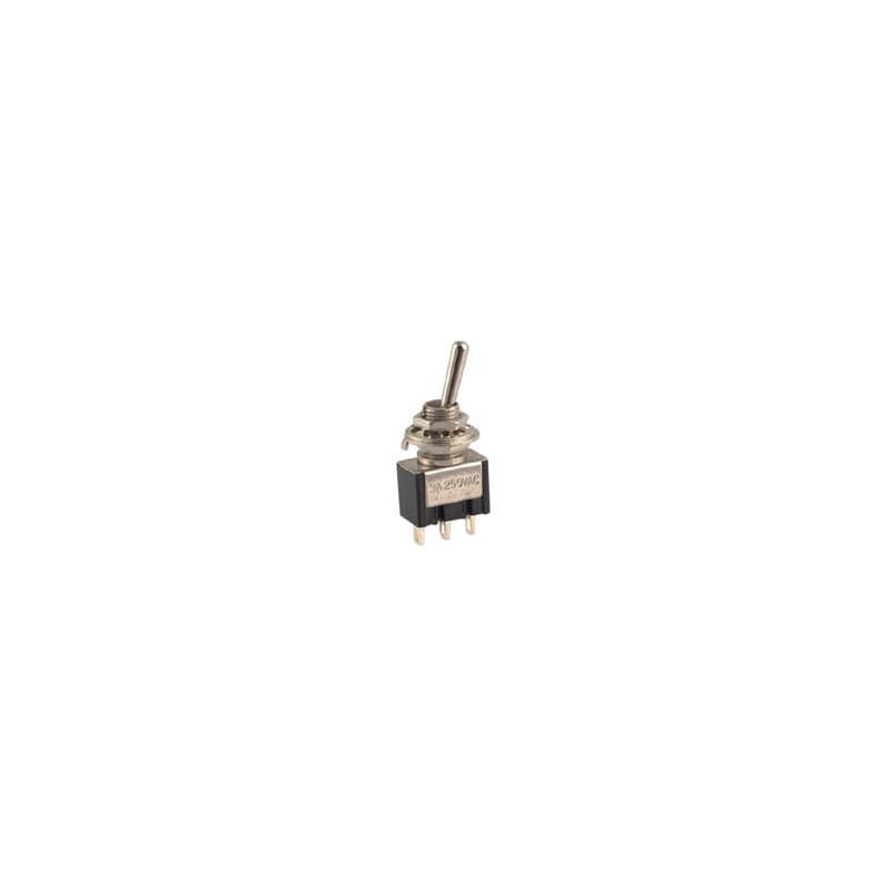 Mini Toggle Switch B069B SPDT ON-ON