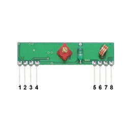 Receiver Module RX433N