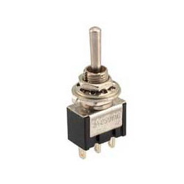 Mini Toggle Switch MS500E (ON) - OFF- (ON)