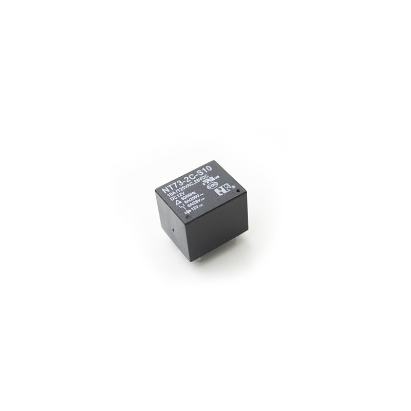 T73 Relay SPDT 12VDC 10A