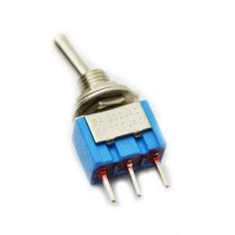 Mini Toggle Switch SPDT ON-ON PCB TYPE