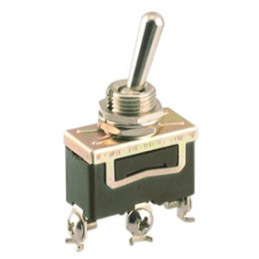 Toggle Switch SPDT 10A