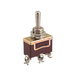 Toggle Switch SPDT B067C 10A Centre off