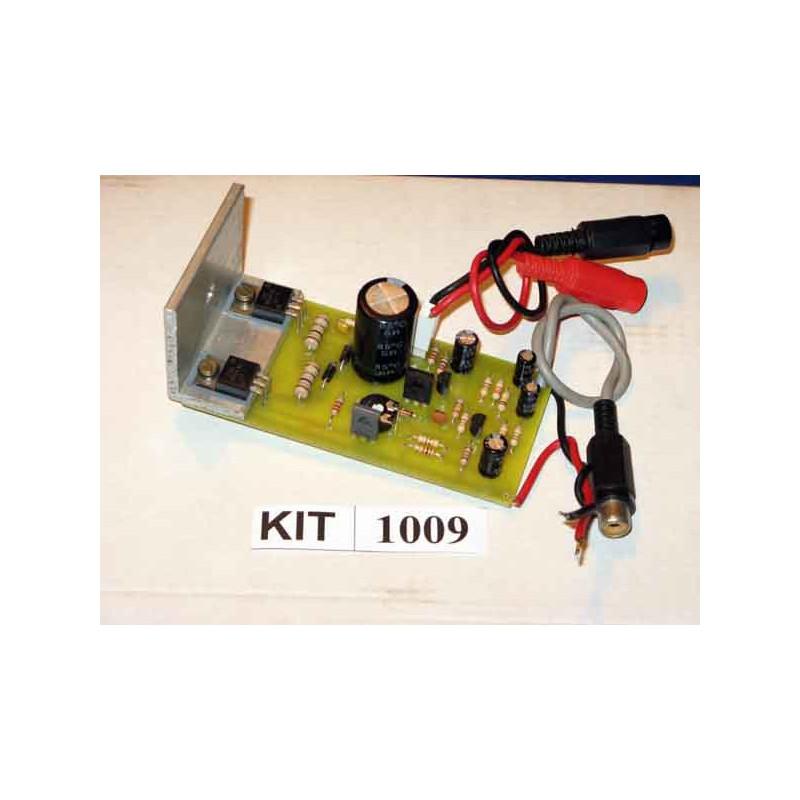 50 Watt Amplifier 1009