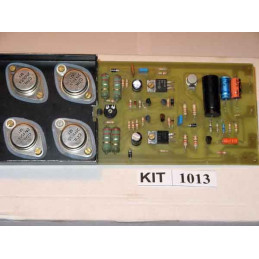 125 Watt Audio Amplifier 1013