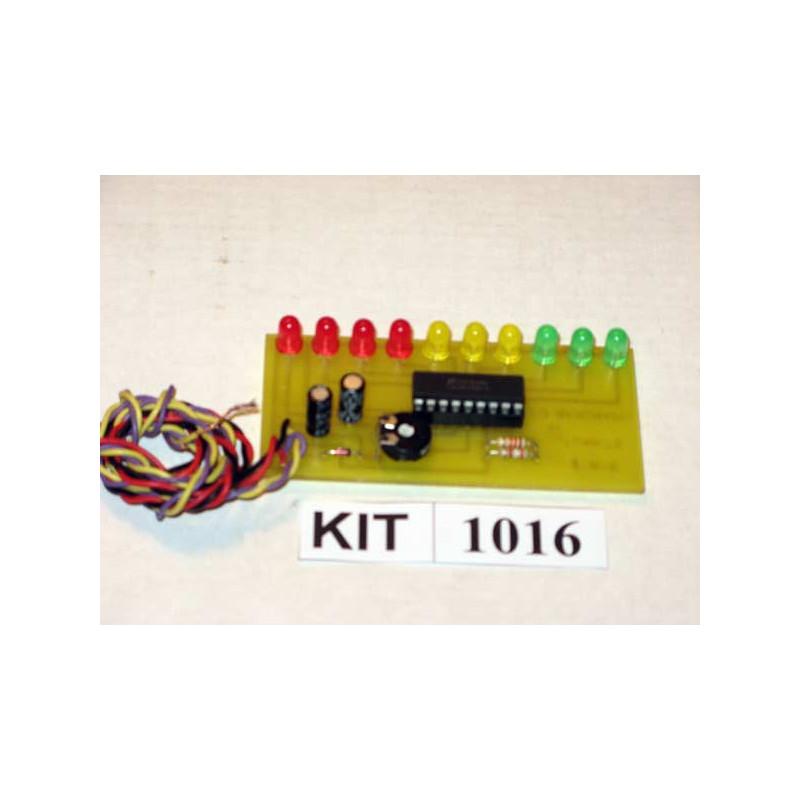 10 LED bargraph Display 1016