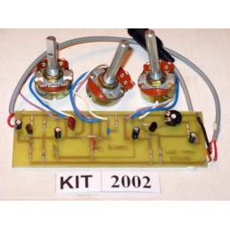 Pre Amp Control Guitar 2002