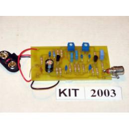 Two Transistor Pre Amp 2003