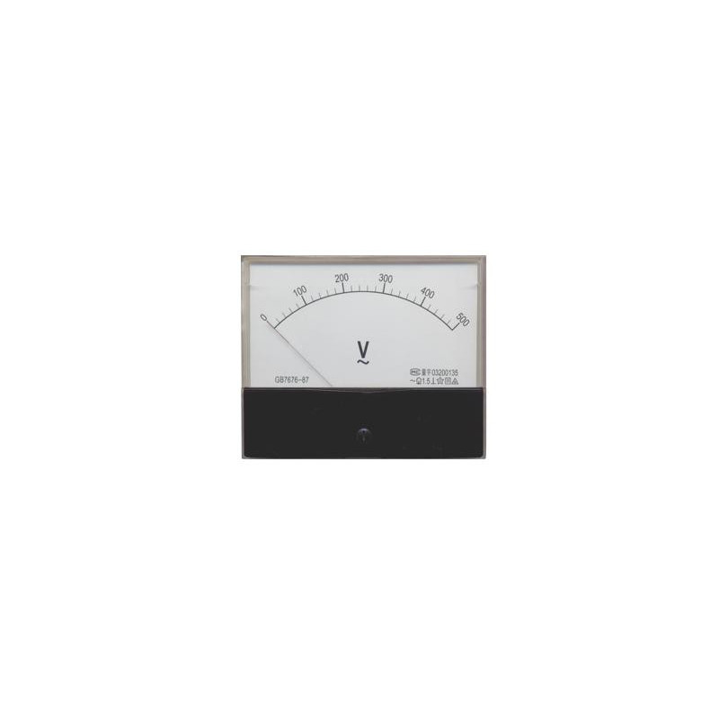 Panel Meter - Ammeter 20A DC