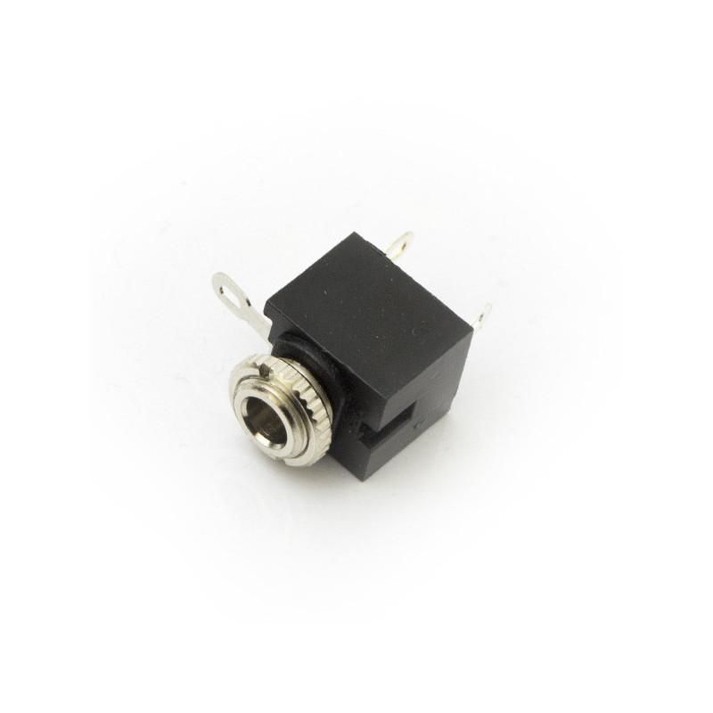 Jack Socket 3.5mm Stereo - Box