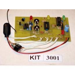 Four Zone Alarm Controller 3001