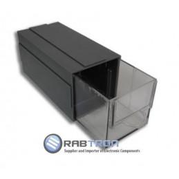 Interstackable Component Boxes D1 48pc